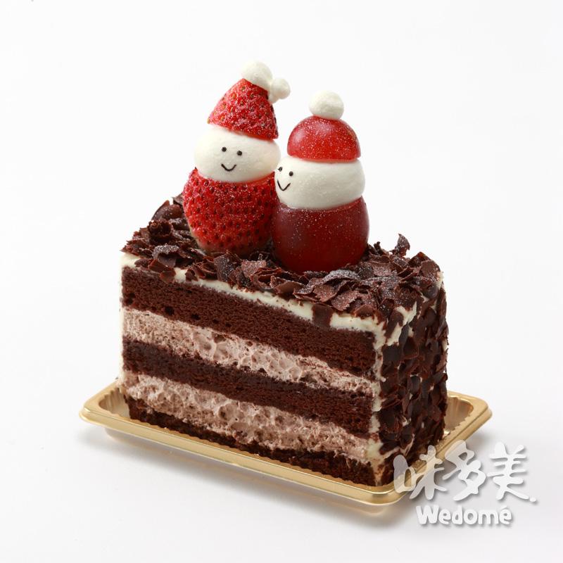 黑森林切块_圣诞裱花西点_万圣节专款蛋糕_其他产品图片