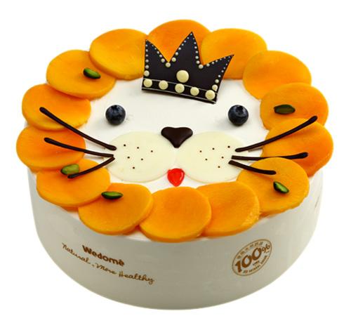森林王子蛋糕(儿童节专款蛋糕)