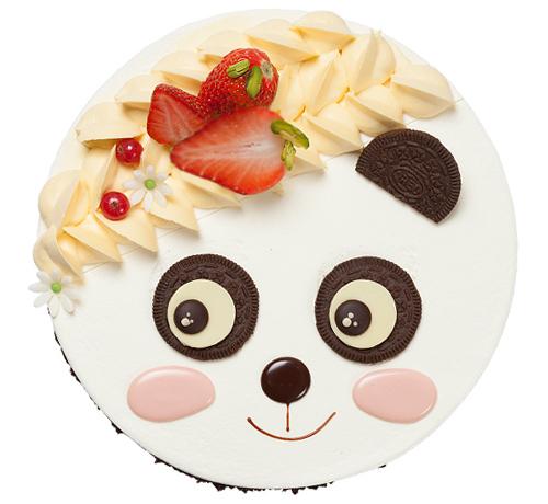 熊猫美眉蛋糕【儿童节限量款】