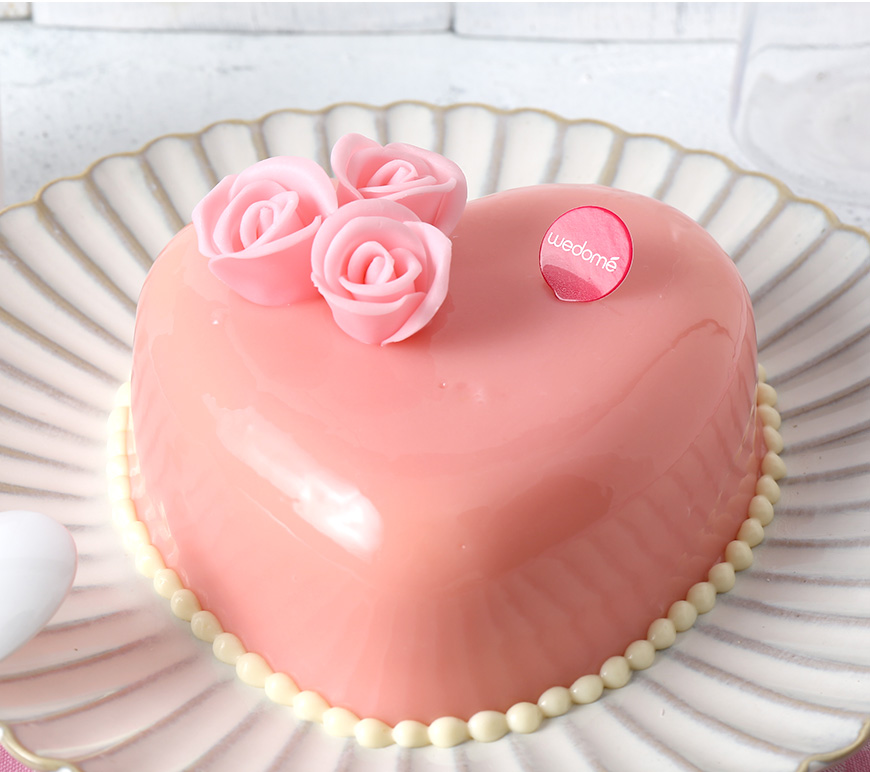 爱意蛋糕【七夕节专款】图片